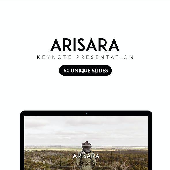 Arisara Keynote Presentation