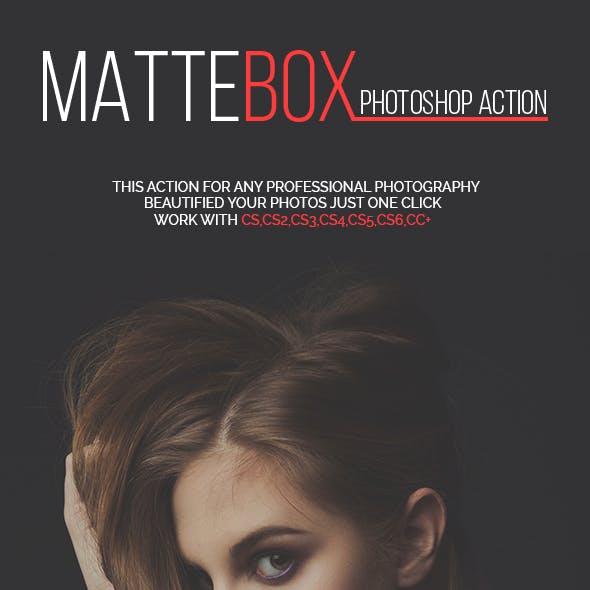 MatteBox Photoshop Action