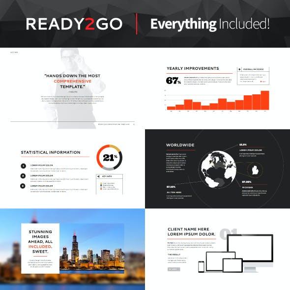Ready2Go Professional Keynote Template