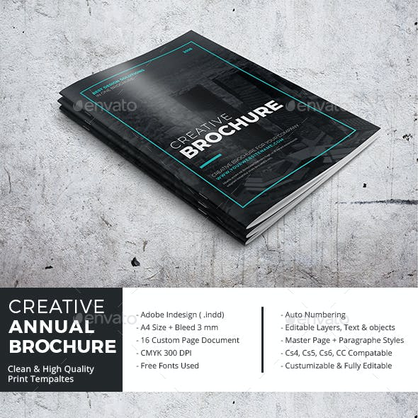 Creative Annual Brochure V2