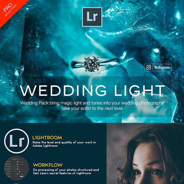 Wedding - Lightroom Presets