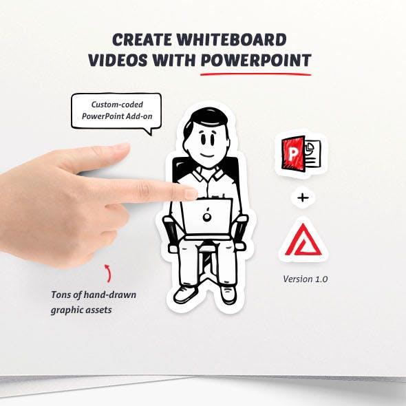 Whiteboard PowerPoint Toolkit