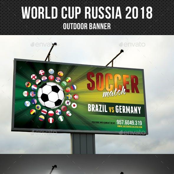 Sport Outdoor Banner 09