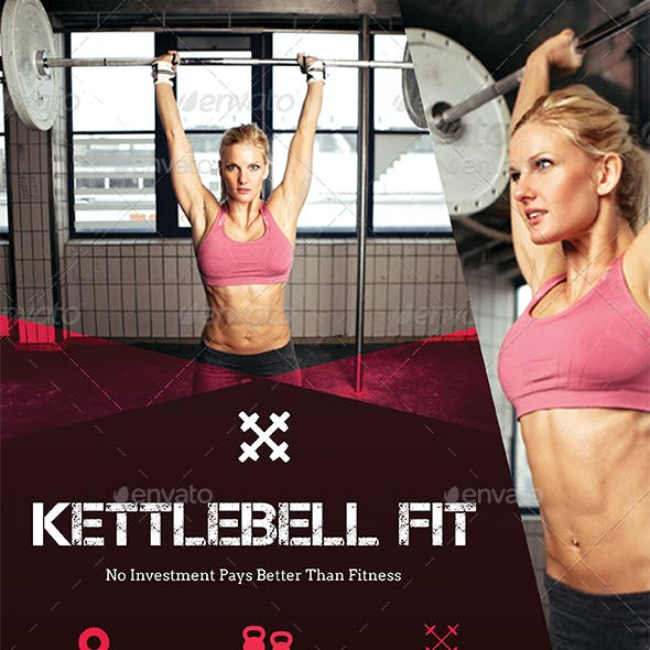 Business Flyer - Kettlebell Fit