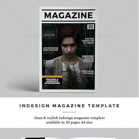 InDesign Magazine Vol.3