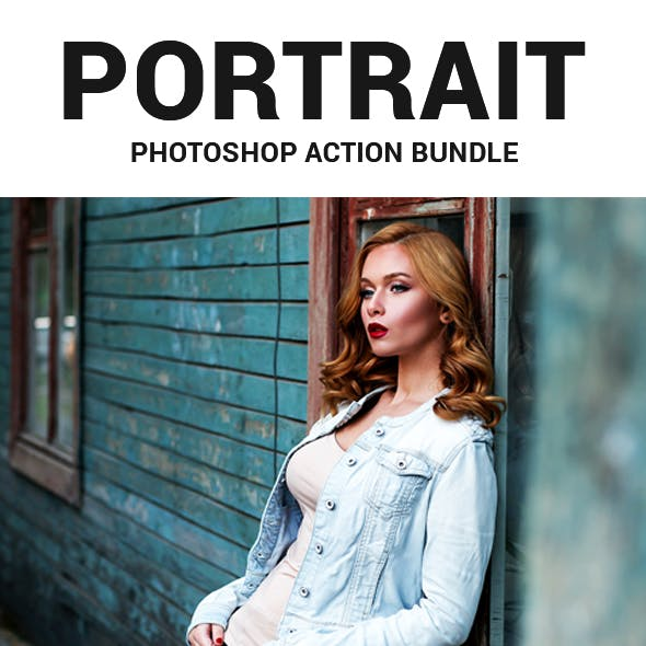 Portrait Action Bundle
