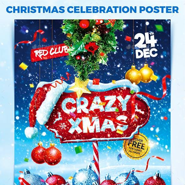 Christmas Celebration Poster vol.6