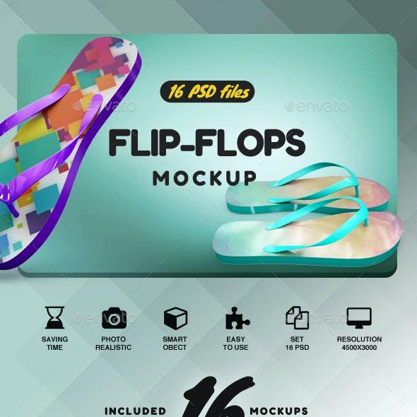 Flip Flop Mockup