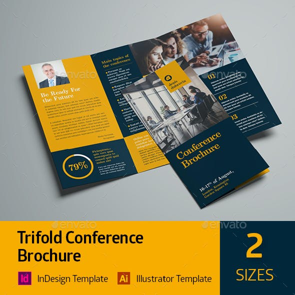 Trifold Conference Brochure