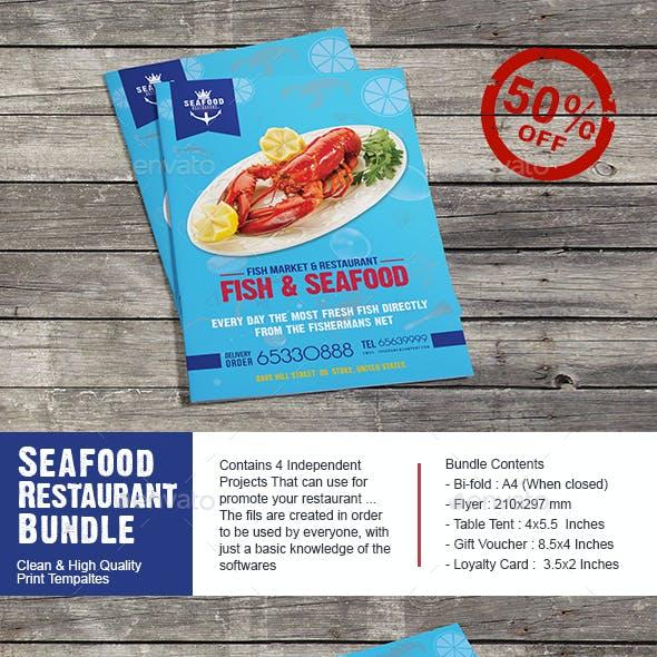 Seafood Restaurant Bundle