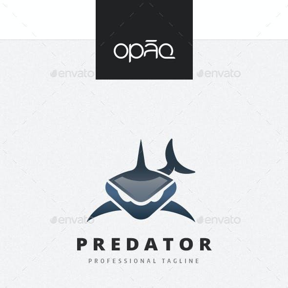 Predator Shark Logo