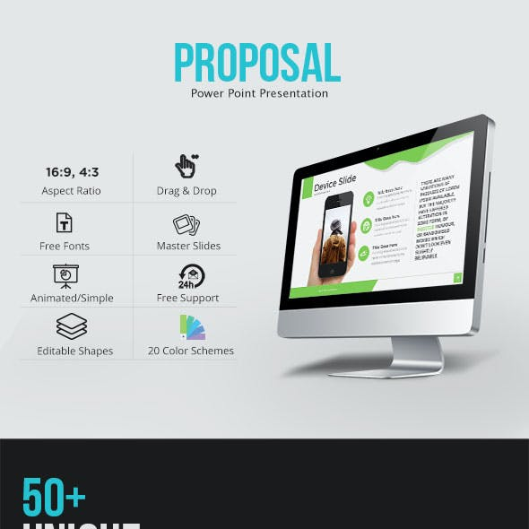 Proposal Power Point Presentation