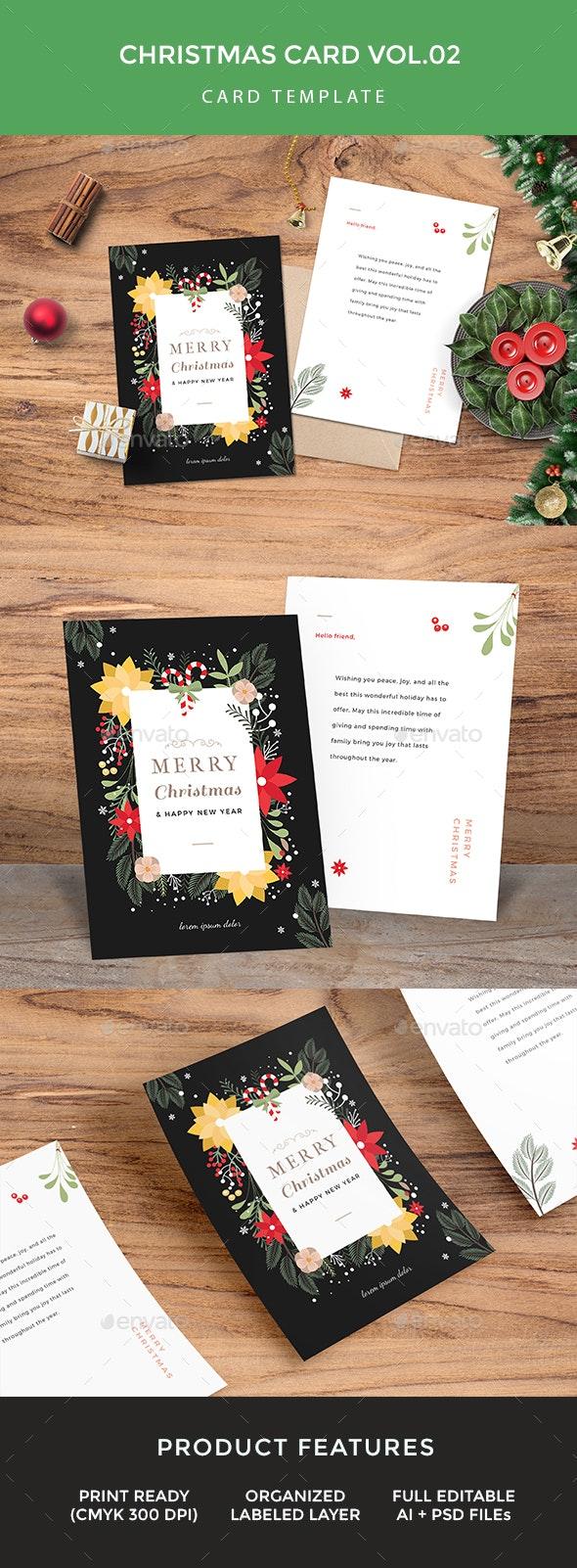 Christmas Card - Christmas Greeting Cards