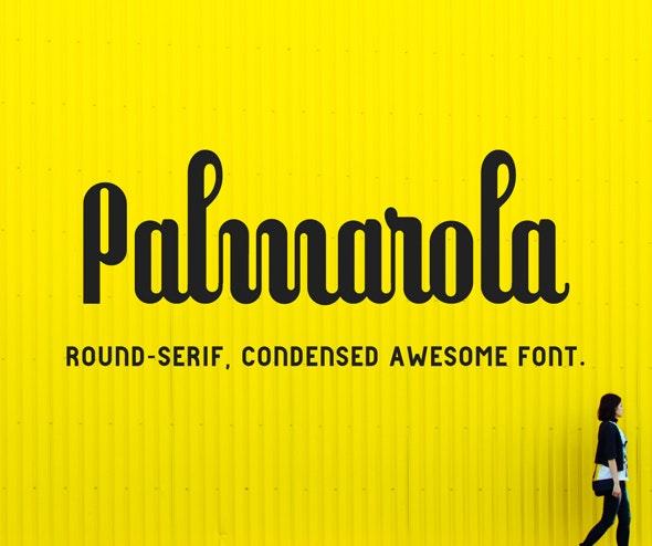 Palmarola Serif