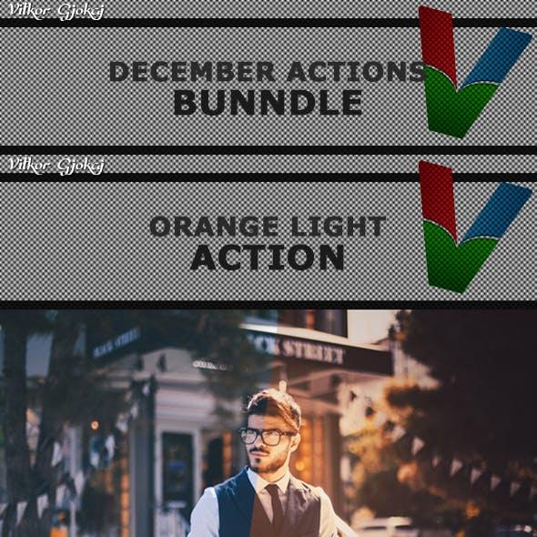 December Actions Bundle