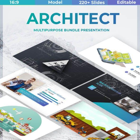 Archi Premium Google Slide Template