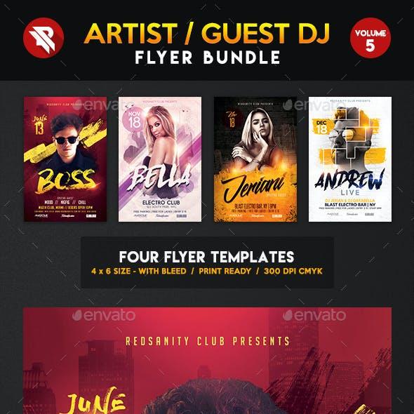 Guest DJ Bundle Vol.5