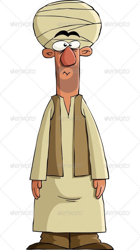 Arab - People Characters