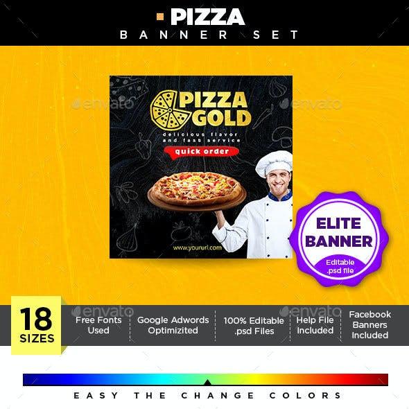Pizza Banner
