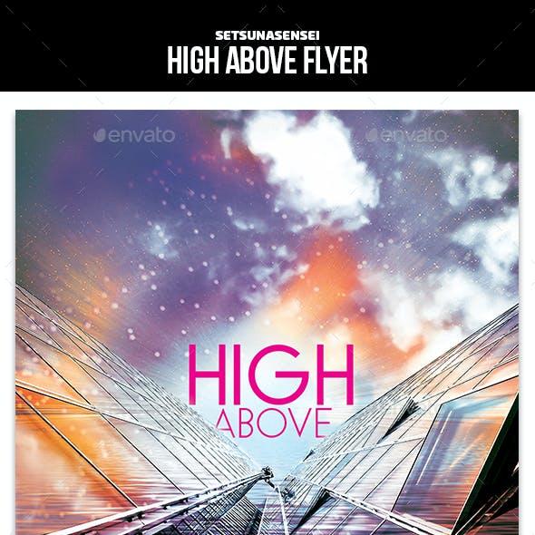 High Above Flyer