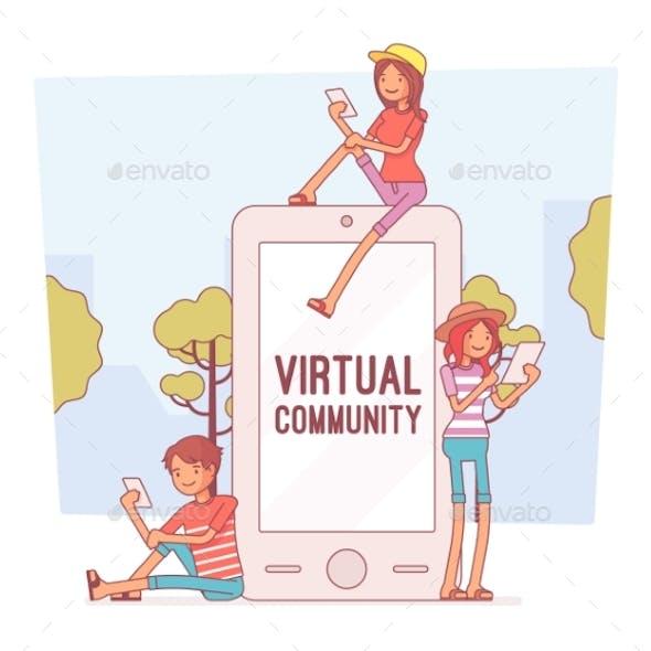 Virtual Youth Communication