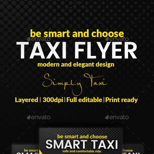 Taxi Flyer