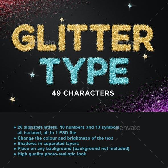Glitter Type