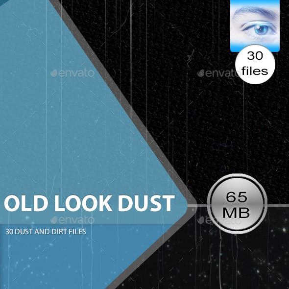 30 Old Look Dust Textures