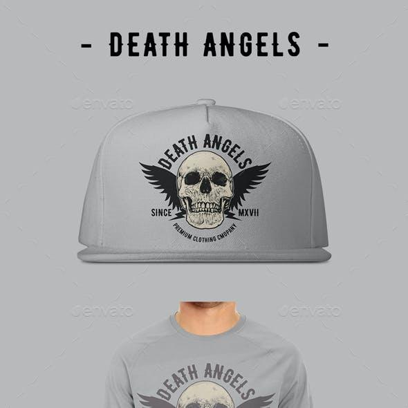 Death Angels T-shirt Design