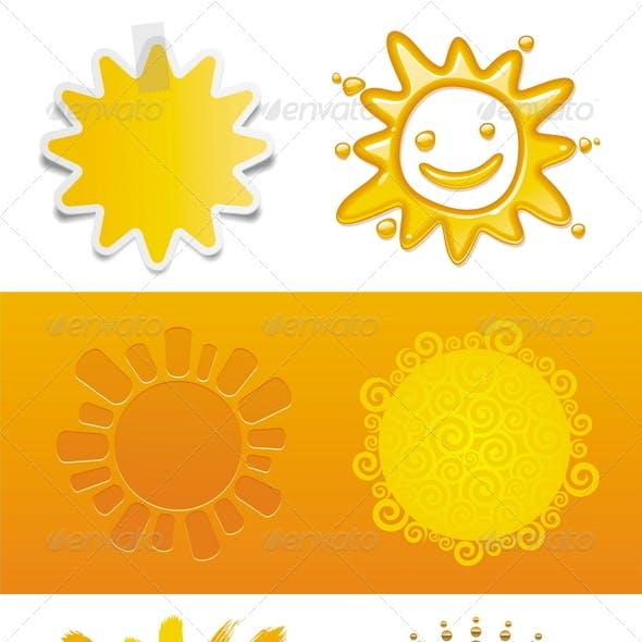 Set of a Sun