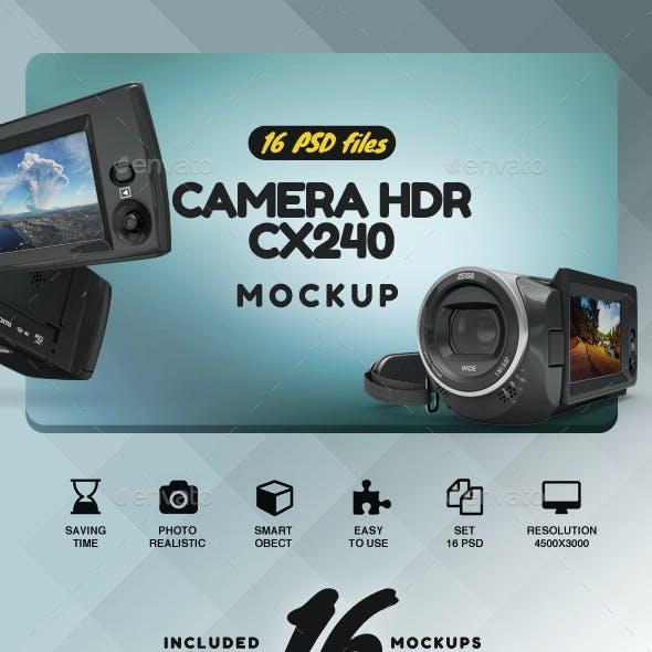Camera Mockup