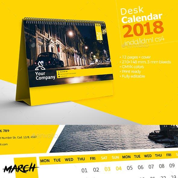Calendar 2018 V1 Bundle