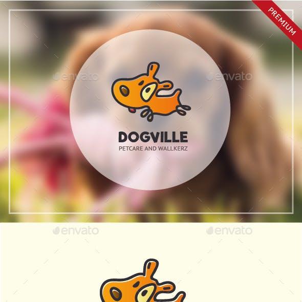 Dogville Dog Logo