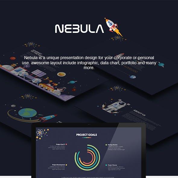 Nebula Google Slides Presentation