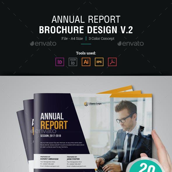 Annual Report Design v2