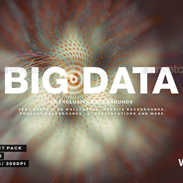 Big Data Backgrounds 02