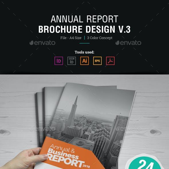 Annual Report Design v3