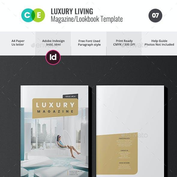 The Magazine   Luxury Living Magazine V07