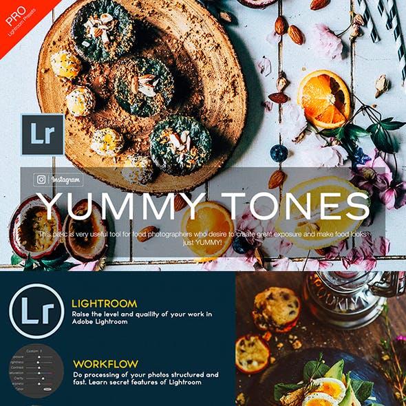 Food - Lightroom Presets
