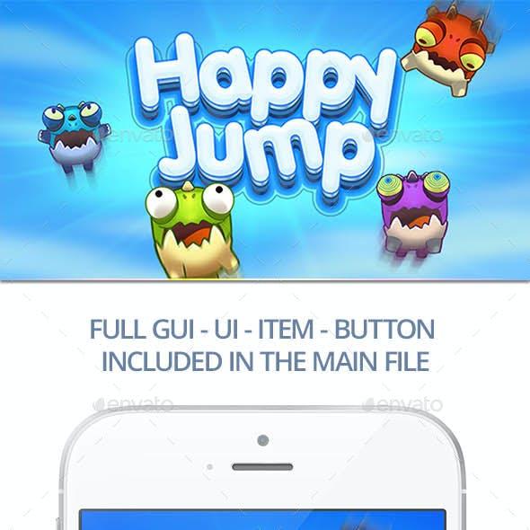 Happy Jump - Full Assets