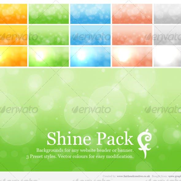 FC Shine Pack