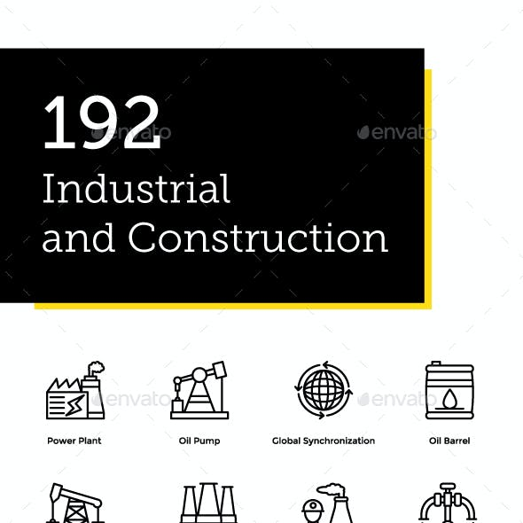 192 Industrial and Construction Icon
