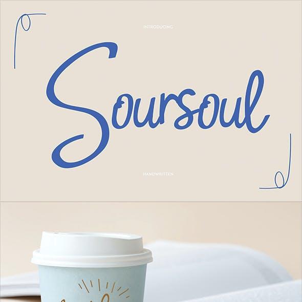 Soursoul Handwritten