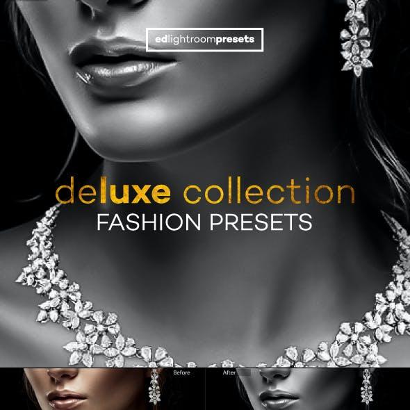 18 Deluxe Fashion Lightroom Presets