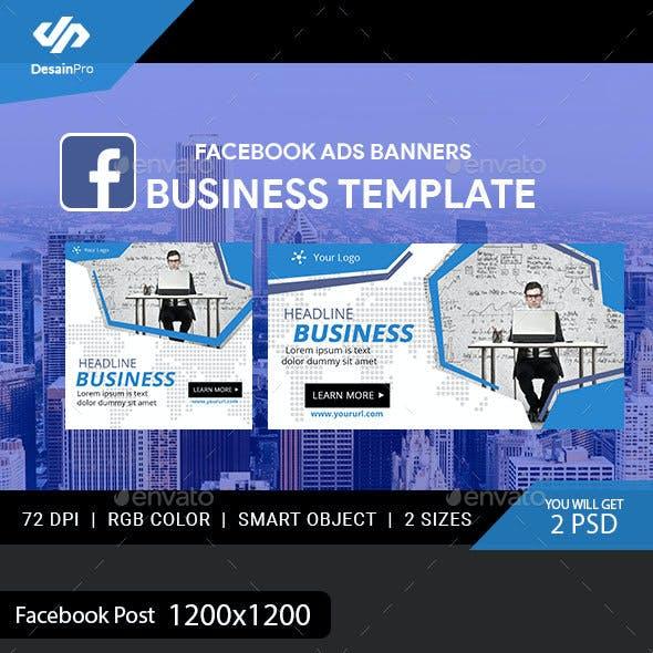 Business Service Facebook Ads - AR