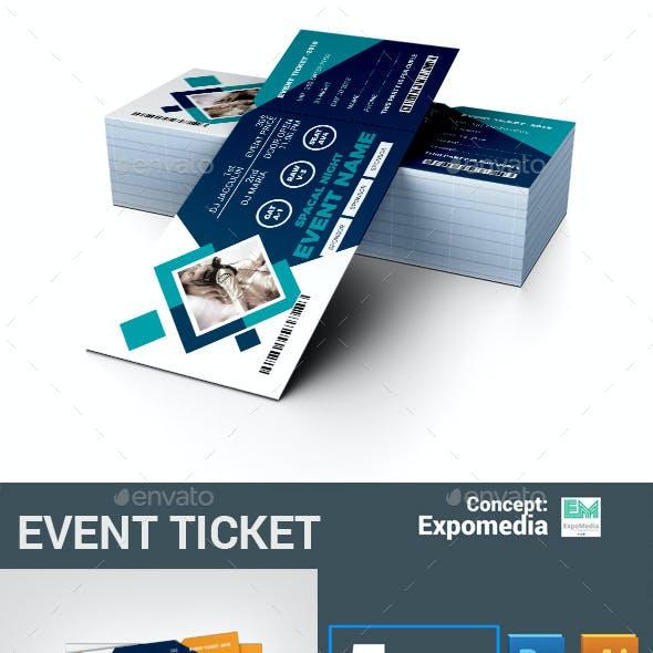 Event Ticket/Ticket