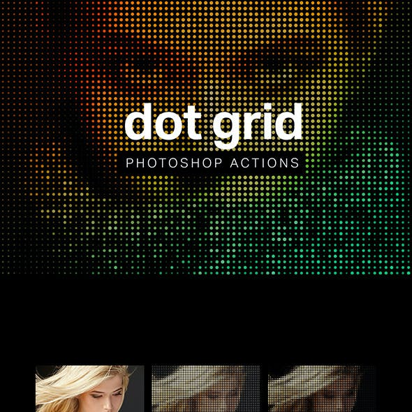 Dot Grid Generator