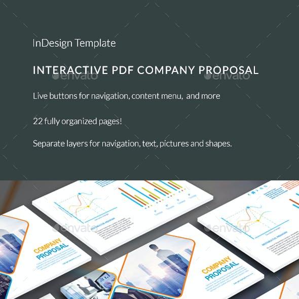 Interactive Company Proposal