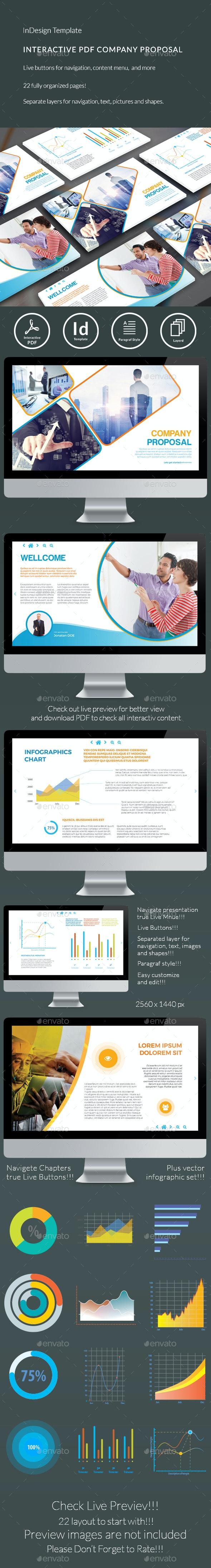 Interactive Company Proposal - ePublishing
