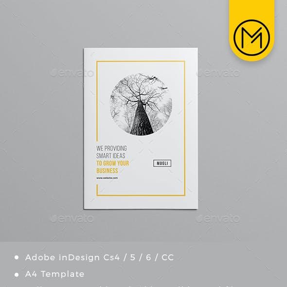 Social Media Proposal Template Graphics, Designs & Templates